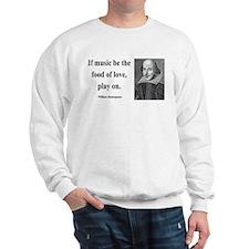 Shakespeare 10 Sweatshirt