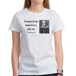 Shakespeare 10 Women's T-Shirt