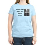 Shakespeare 10 Women's Light T-Shirt