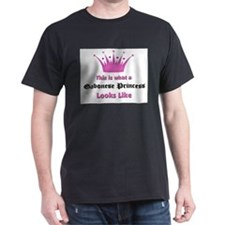 This is what an Gabonese Princess Looks Like T-Shirt