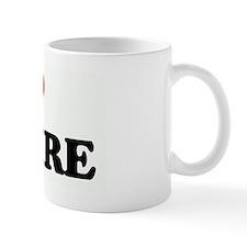 I Love EUCHRE Mug