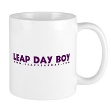 Leap Day Boy Mug