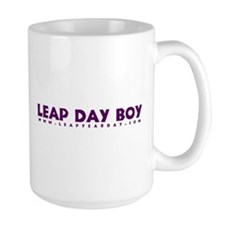 Leap Day Boy Mug