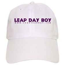 Leap Day Boy Baseball Cap