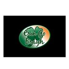 Erin Go Bragh v12 Postcards (Package of 8)