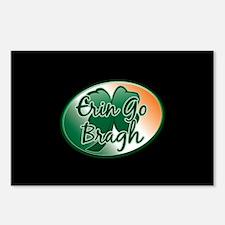 Erin Go Bragh v12 Postcards (Package of 8)