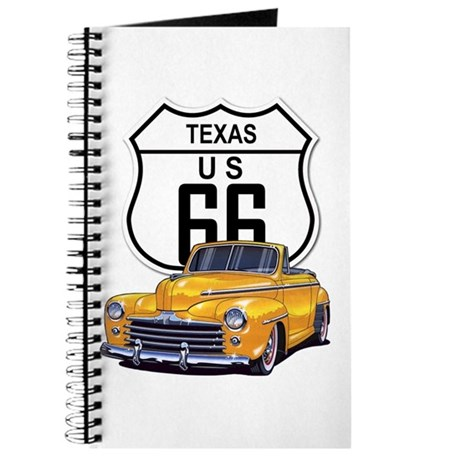 Texas Route 66 Journal