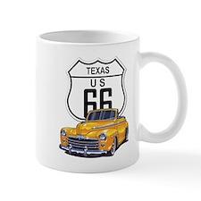Texas Route 66 Mug