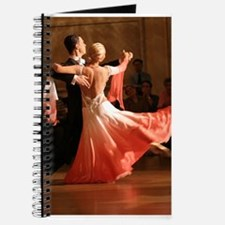 Ballroom Dancing Notebook