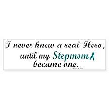 Never Knew A Hero OC (Stepmom) Bumper Bumper Sticker