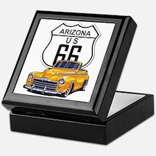 Arizona Route 66 Keepsake Box