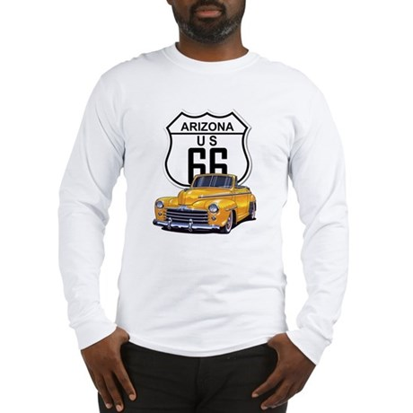 Arizona Route 66 Long Sleeve T-Shirt
