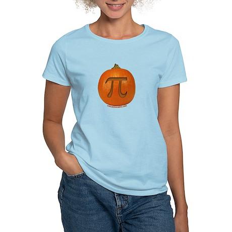 Pumpkin Pi 2 Women's Light T-Shirt