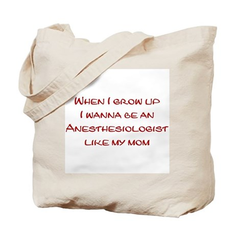 Anesthesologist Tote Bag
