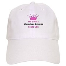 This is what an Congolese Princess Looks Like Baseball Cap