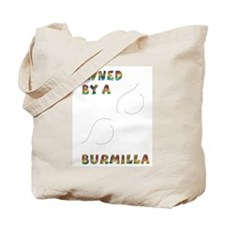 Owned by a Burmilla Tote Bag