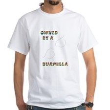 Owned by a Burmilla Shirt
