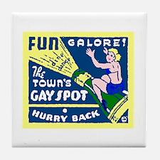 Fun Galore! -  Tile Coaster