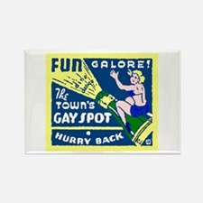 Fun Galore! - Rectangle Magnet (10 pack)