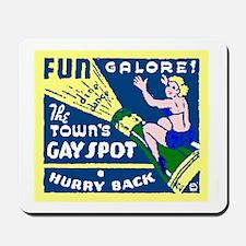 Fun Galore! -  Mousepad