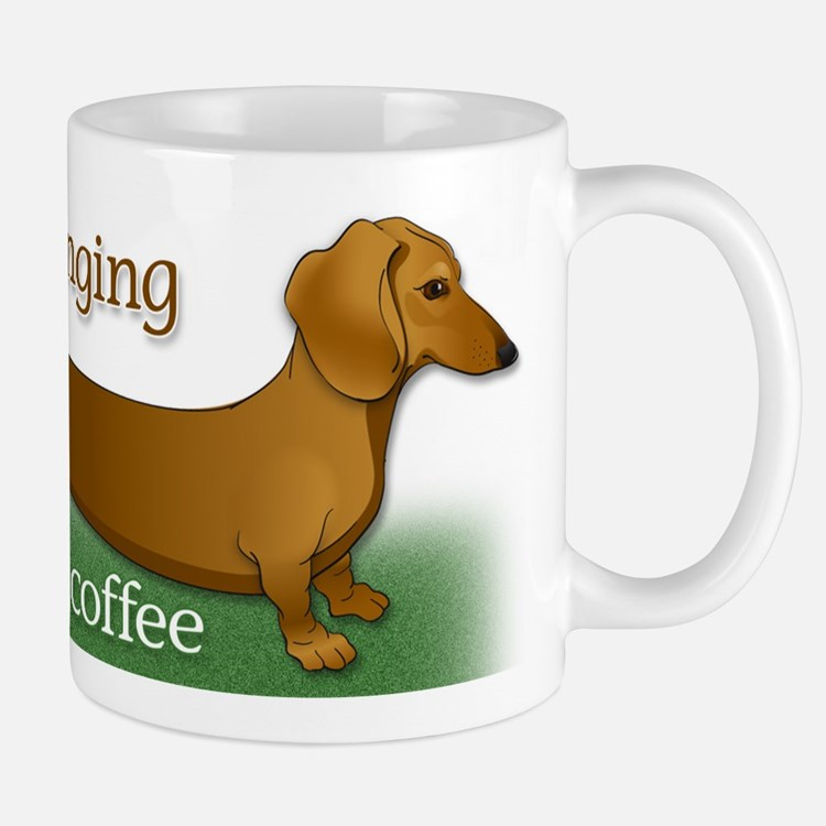 I'm longing for my coffee Mug