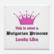This is what an Bulgarian Princess Looks Like Tile