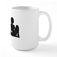 Afro Girls Big-ass Mug