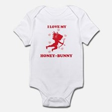 HONEY-BUNNY (cherub) Infant Bodysuit
