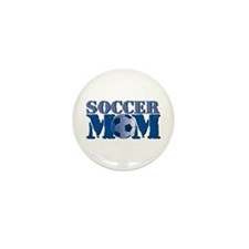 Soccer Mom Mini Button (10 pack)