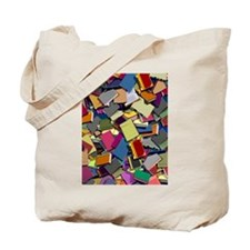 Books,Knowledge,Wisdom Tote Bag