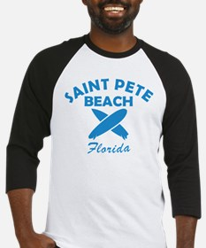 Florida - St. Pete Beach Baseball Jersey