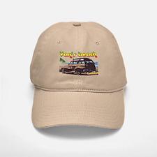 Van's Beach Surf Rasta Baseball Baseball Cap