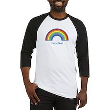 munchkin (rainbow) Baseball Jersey