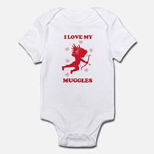 MUGGLES (cherub) Infant Bodysuit
