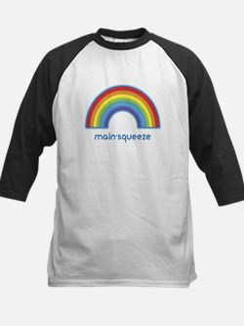 main-squeeze (rainbow) Kids Baseball Jersey