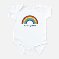main-squeeze (rainbow) Infant Bodysuit