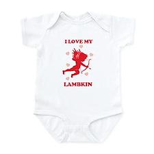 LAMBKIN (cherub) Infant Bodysuit
