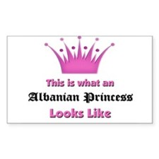 This is what an Albanian Princess Looks Like Stick