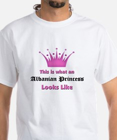 This is what an Albanian Princess Looks Like Shirt