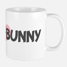 HONEY-BUNNY (pink heart) Mug