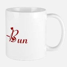 Honey-Bun (hearts) Mug