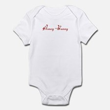 Honey-Bunny (hearts) Infant Bodysuit