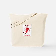 CHERUB (cherub) Tote Bag