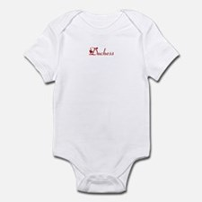 Duchess (hearts) Infant Bodysuit