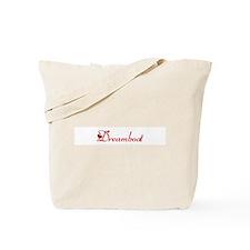 Dreamboat (hearts) Tote Bag