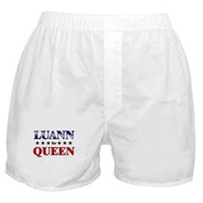 LUANN for queen Boxer Shorts