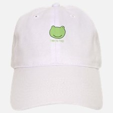 """lick/like frogs"" Baseball Baseball Cap"