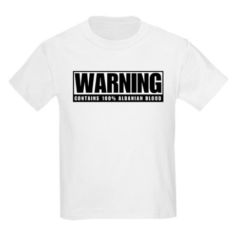 Albanian Kids T-Shirt
