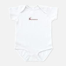 Casanova (hearts) Infant Bodysuit