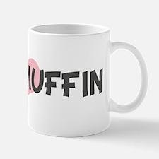 LOVE-MUFFIN (pink heart) Mug